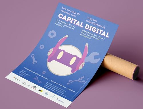 Capital Digital huisstijl