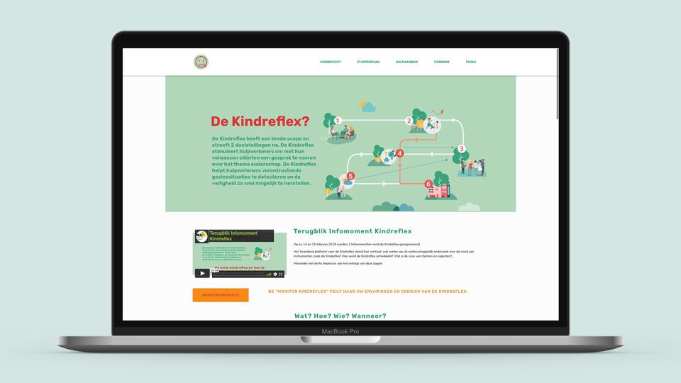 kindreflex - home
