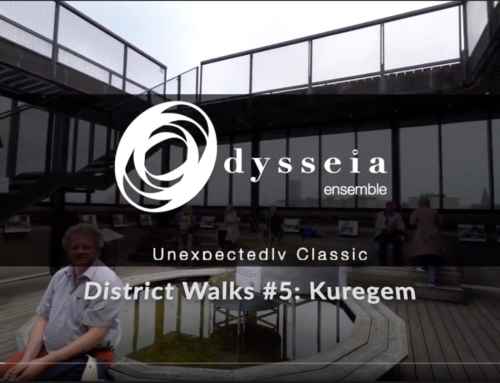 Odysseia Ensemble,  District Walk #5 Kuregem – Cureghem  Brussels South